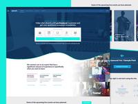 New Upsound Homepage
