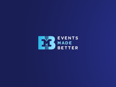 Events Made Better Logo Concept