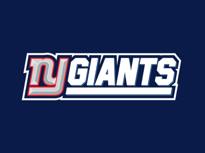 Reimagined brand concept for NFL team the New York Giants