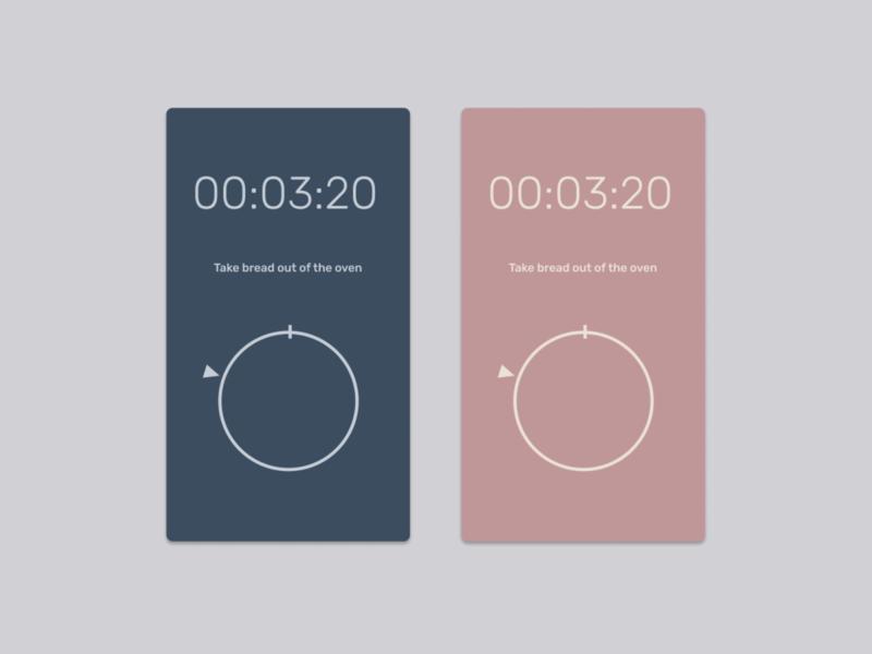 Daily Ui #14 daily ui 014 app countdowntimer daily ui challenge daily ui ui design design
