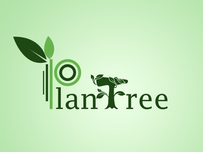plan tree logo logo