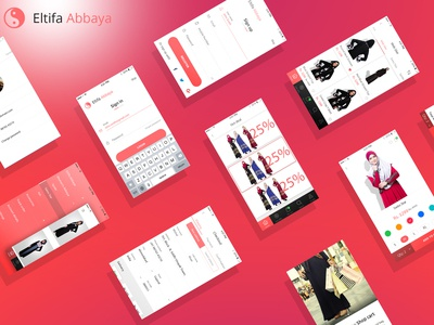 Irtafa Abaya Application