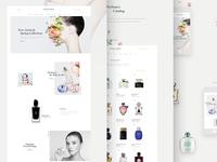 Perfumes E-store