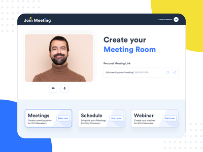 Create your Meeting Room