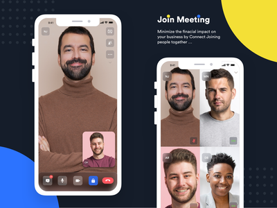 Join Meeting App