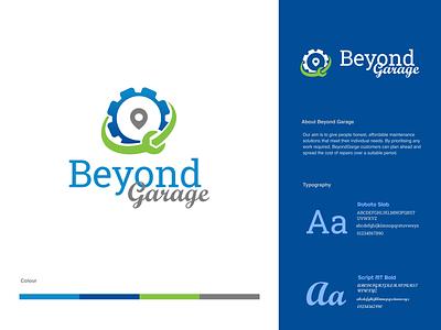 Beyondgarage logo