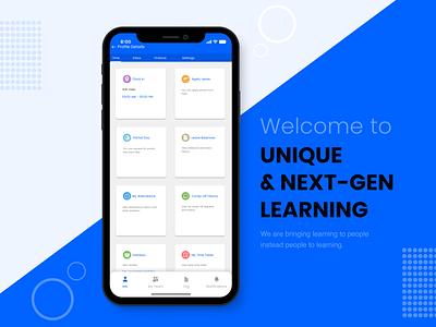 SmartSchool App app ui