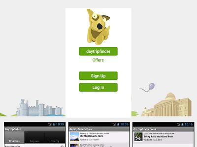 Daytripfinder api nascenia tourist attraction app development mysql rubyonrails google map tourist guide mobile app daytripfinder