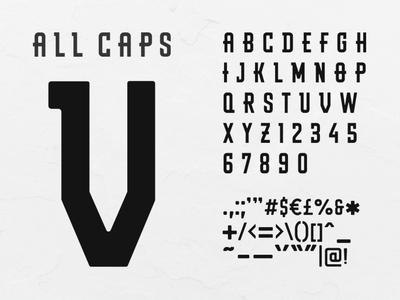 Grova Typeface