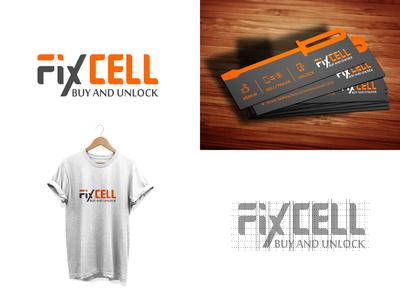 FixnCell Logo Option 2