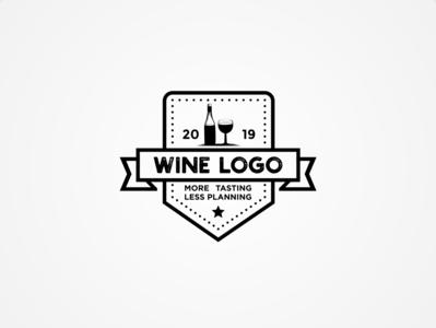 WINE BADGE/VINTAGE LOGO
