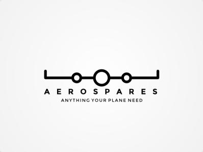 Aero flight logo