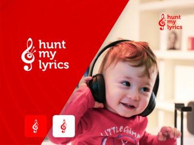 Music Lyrics Logo and Icon apps