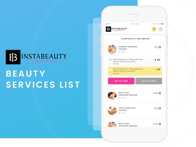 Instabeauty - Beauty Salon Services List