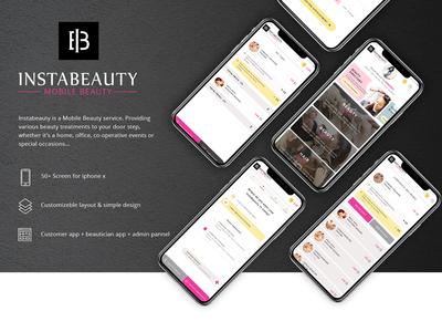 Instabeauty - Beauty Salon Online Booking
