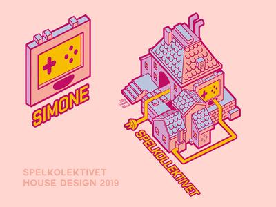 Spelkollektivet Design 2019