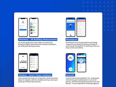 Codeneuron 2019 Apps vector ar app ai apps mobile ui design branding ui ux app mobile design illustration android app design android app