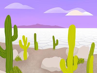 Bolivian Story childrens book illustration bolivia travel applepencilillustration applepencil animated illustration illustration digital procreate landscape illustration
