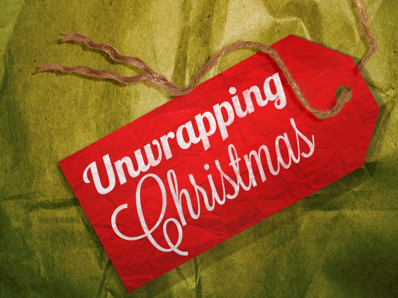 Unwrapping Christmas by Brady Enders on