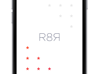 R8R Stylized Launch Image ios r8r gotham stars launch image iphone 6