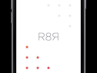 R8R Stylized Launch Image ios r8r gotham stars launch image iphone 6