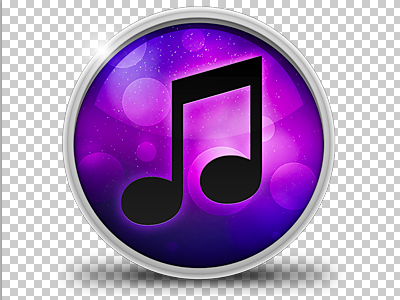 Itunes 10 icon Replacement