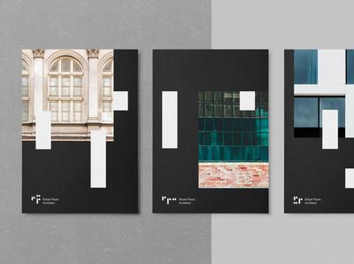 RP Architects branding