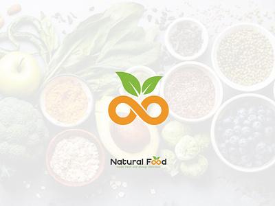 minimalist food logo design food illustration flat logo identity clean icon design branding business