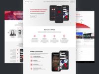 Nynja Marketing Website
