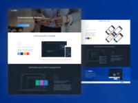 LeapXpert Marketing Website