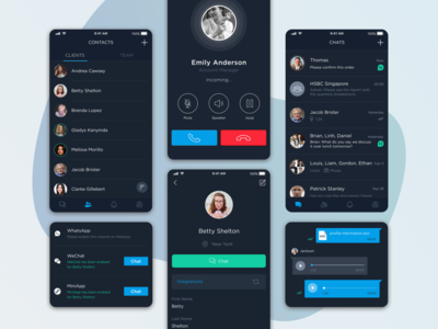LeapXpert - Integrated Chats