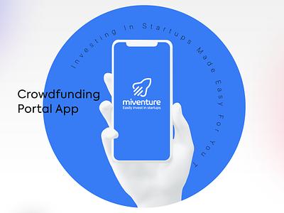 Fintech App blue web mobile portfolio flat projects project designer minimalist minimal daily ui finance uidesign app branding uiux ux design ui