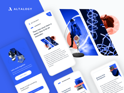Altalogy Website - Manifesto