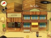 Wild West game concept