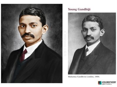Young Gandhiji