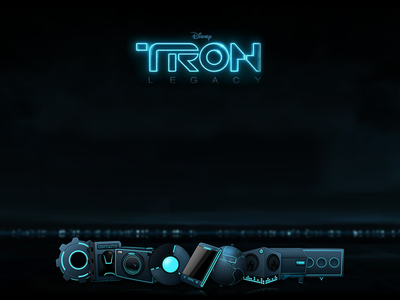 Tron Preview tron icons