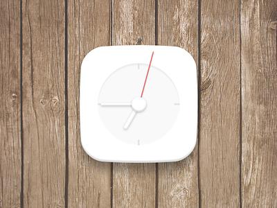 fancy clock of the day fancy clock minimal