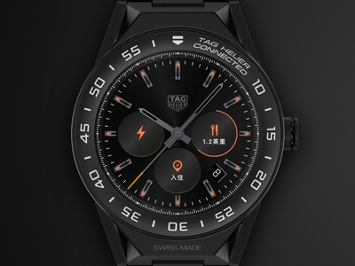 Tag Heuer Connected China - Dianping