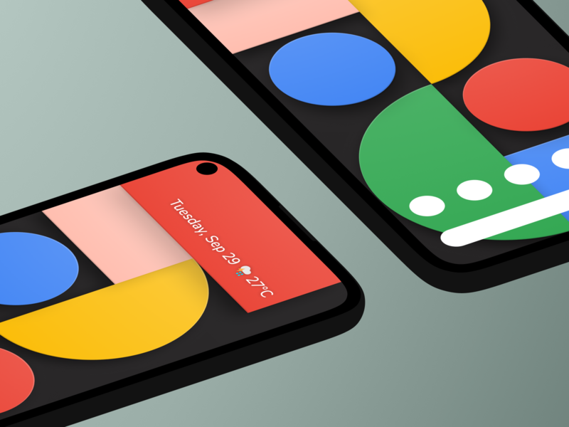 Google Pixel 5 device mockup frames launch night in template pixel teampixel screenshot phone mockup madebygoogle isometric flat device android