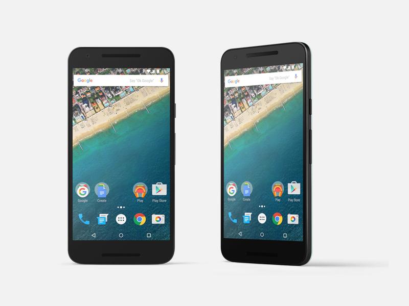 Nexus 5x psds