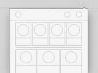 Extension Wireframe