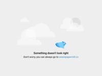 Wary Bird 404