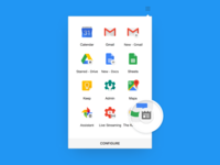 Shortcut Badges For App Launcher Customizer