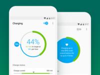 AccuBattery Charging Status + Alarm