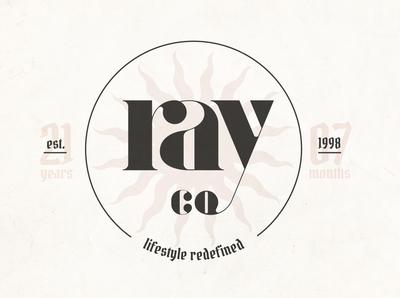 Ray Co. Logo Seal