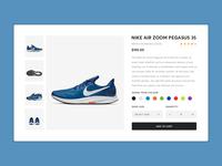 eCommerce Shop - Daily UI Challenge #012