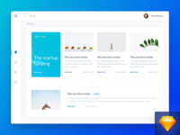 Dashboard UI (Freebie) data dashboard branding white design web website ui app clean