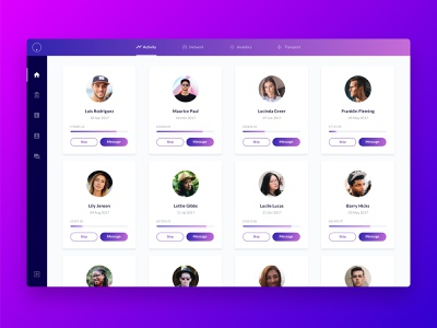 Web App UI Kit 2