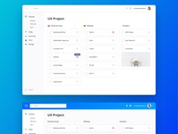 Dashboard UI Freebie flat white design web website app clean uiux ui figma freebee freebie freebies free