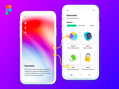 Let's Design a iOS App in Figma Tutorial mobile design mobile app mobile ui mobile app design app android design android app android ios figma tutorial figma design figmadesign figma